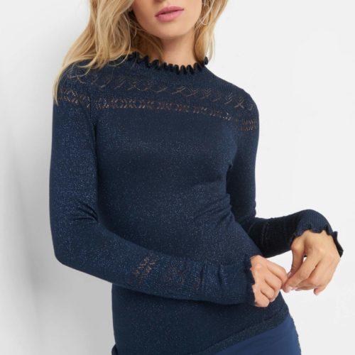 Festlicher Pullover
