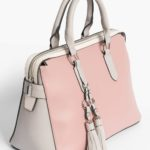 Handtasche mit Quasten