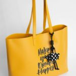 Shopper-Tasche mit Statement