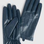 Handschuhe mit Zierbiesen