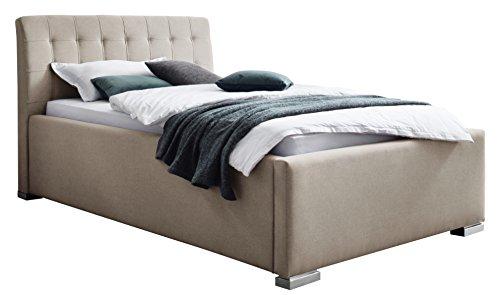 Dormeta Polsterbett mit Bettkasten