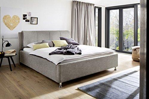 Polsterbett mit Bettkasten 180x200