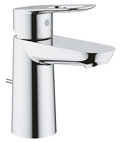 Grohe Start Loop Bad-Waschtischarmatur (mit Zugstange, M-Size) 23349000