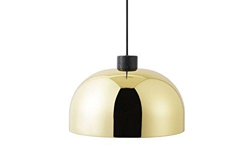 Normann Copenhagen Grant Pendelleuchte - Messing - Ø 45 cm - Simon Legald - Design - Hängeleuchte - Wohnzimmerleuchte